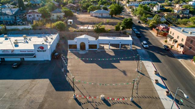 121 W Ellis Street, Nogales, AZ 85621 (#21916925) :: Long Realty Company