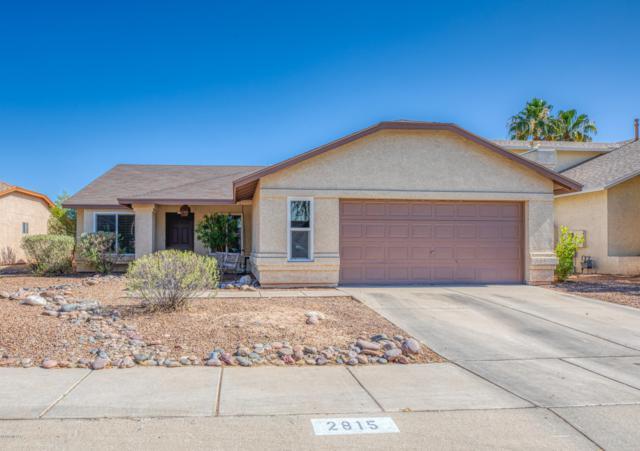 2815 W Chalfont Drive, Tucson, AZ 85742 (#21917002) :: Luxury Group - Realty Executives Tucson Elite