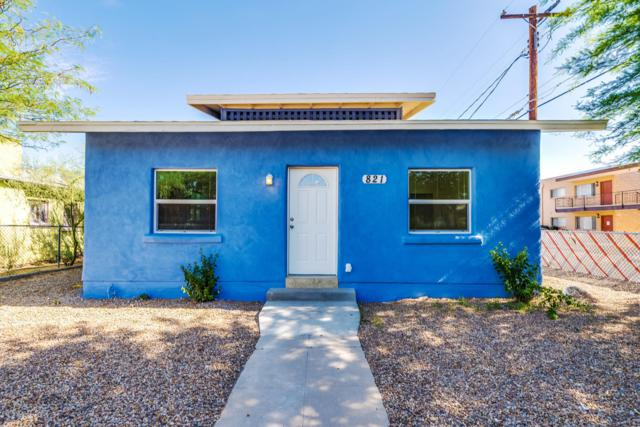 821 E Mabel Street, Tucson, AZ 85719 (#21917187) :: The Local Real Estate Group | Realty Executives