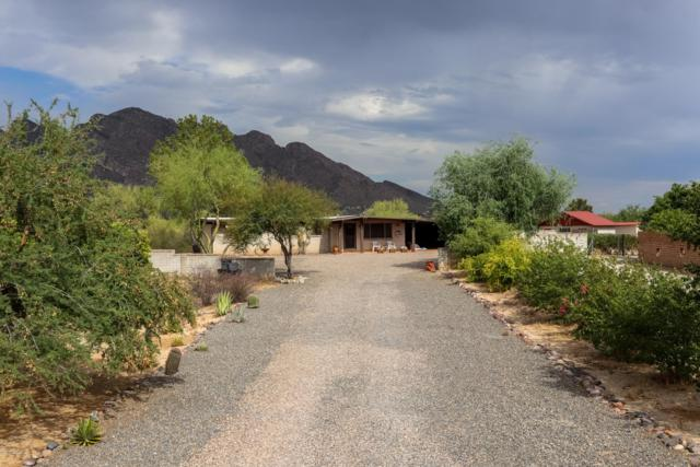 9430 N Raleigh Place, Tucson, AZ 85704 (#21917420) :: Long Realty - The Vallee Gold Team