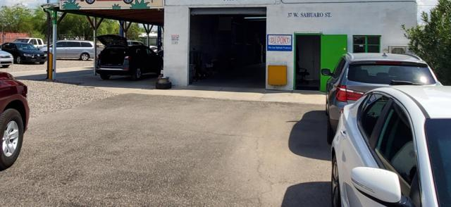 31-37 W Sahuaro Street, Tucson, AZ 85705 (#21917488) :: Long Realty Company
