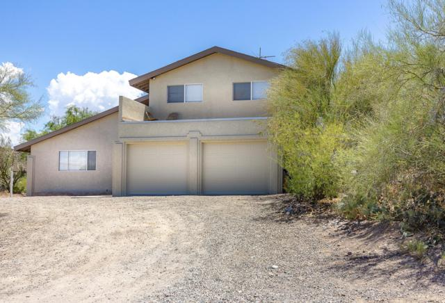 2645 W Wallye Place, Tucson, AZ 85713 (#21917617) :: Long Realty Company