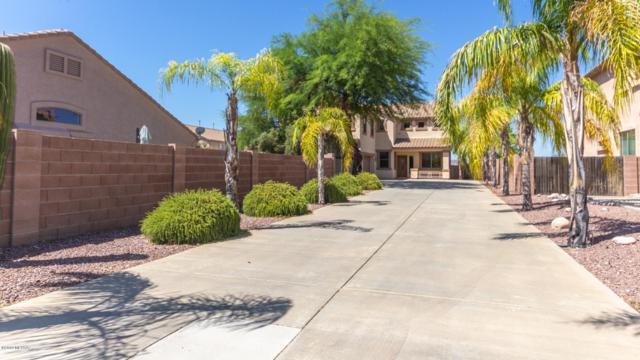 950 E Gibbon River Way, Tucson, AZ 85718 (#21917672) :: Long Realty - The Vallee Gold Team