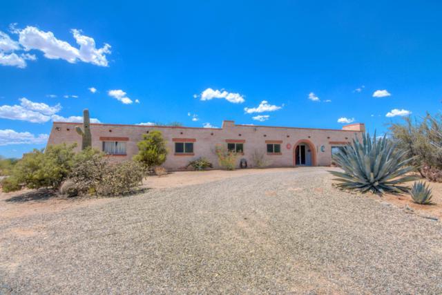 3100 S Quail Trail, Tucson, AZ 85730 (#21918019) :: Long Realty Company