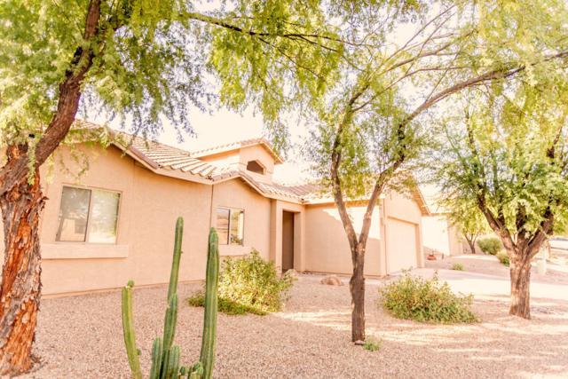 8016 N Iron Ridge Drive, Tucson, AZ 85743 (#21918110) :: Gateway Partners | Realty Executives Tucson Elite