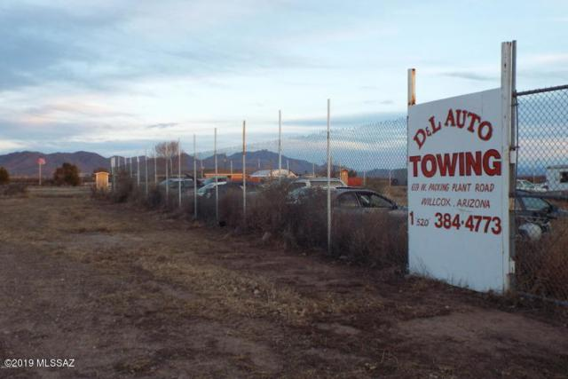 659 W Packing Plant Road, Willcox, AZ 85643 (#21918365) :: Tucson Property Executives