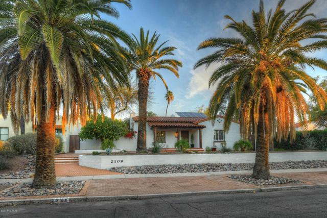 2109 E 5th Street, Tucson, AZ 85719 (#21918509) :: Luxury Group - Realty Executives Tucson Elite