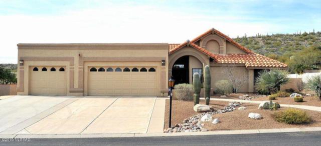 6143 N Calle Matamoros, Tucson, AZ 85750 (#21918586) :: Luxury Group - Realty Executives Tucson Elite