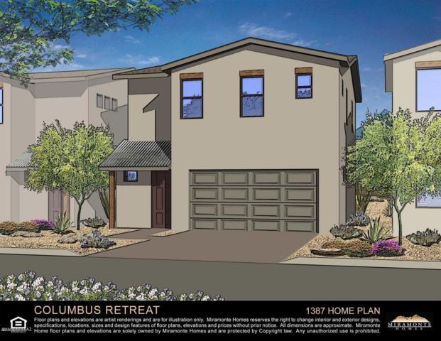 4287 E Columbus Park Place E #01, Tucson, AZ 85712 (#21918593) :: Long Realty - The Vallee Gold Team