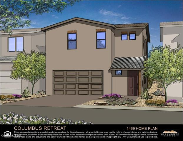 4271 E Columbus Park Place E #03, Tucson, AZ 85712 (#21918594) :: The Local Real Estate Group | Realty Executives