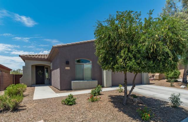 12705 N New Reflection Drive, Marana, AZ 85658 (#21918597) :: Luxury Group - Realty Executives Tucson Elite