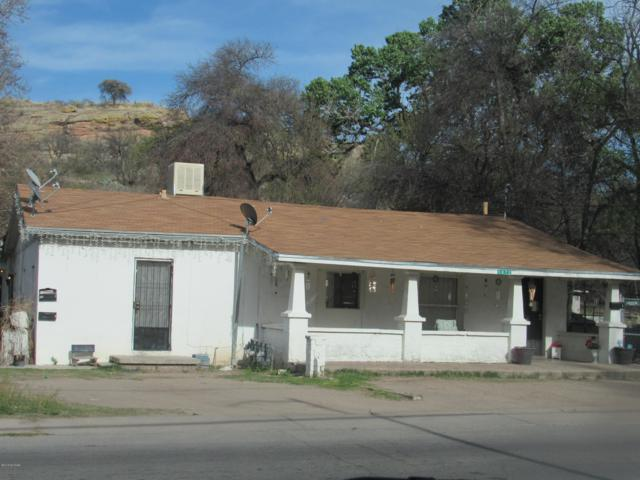 1072 N Bankerd Avenue, Nogales, AZ 85621 (#21918674) :: The Local Real Estate Group | Realty Executives