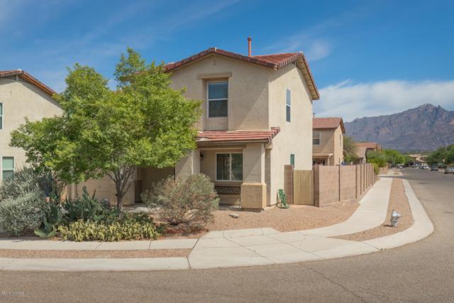 4277 E Deer Dancer Way, Tucson, AZ 85712 (#21918683) :: The Local Real Estate Group | Realty Executives