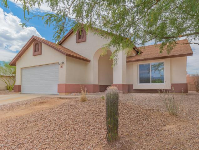 9140 E Spire Lane, Tucson, AZ 85715 (#21918711) :: Luxury Group - Realty Executives Tucson Elite