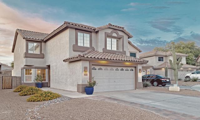 2640 W Mountain Heights Court, Tucson, AZ 85742 (#21918845) :: Long Realty Company