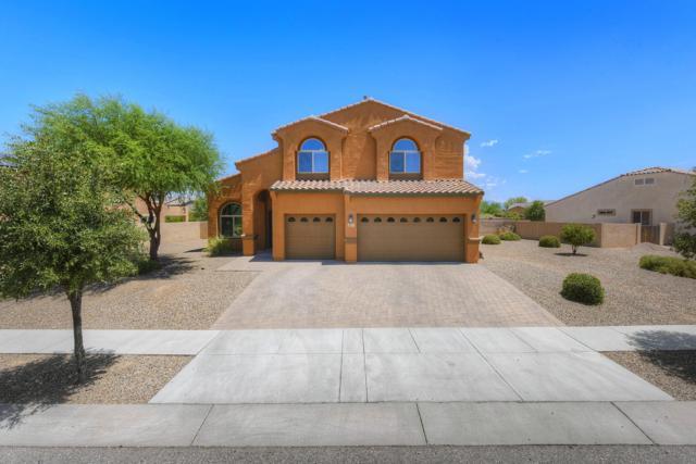 355 W Vuelta La Penca, Sahuarita, AZ 85629 (#21918858) :: Luxury Group - Realty Executives Tucson Elite