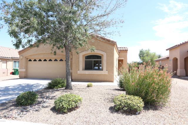 11273 W Farm Village Drive, Marana, AZ 85653 (#21918870) :: Keller Williams