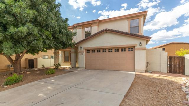 12878 N Desert Olive Drive, Oro Valley, AZ 85755 (#21918906) :: Luxury Group - Realty Executives Tucson Elite