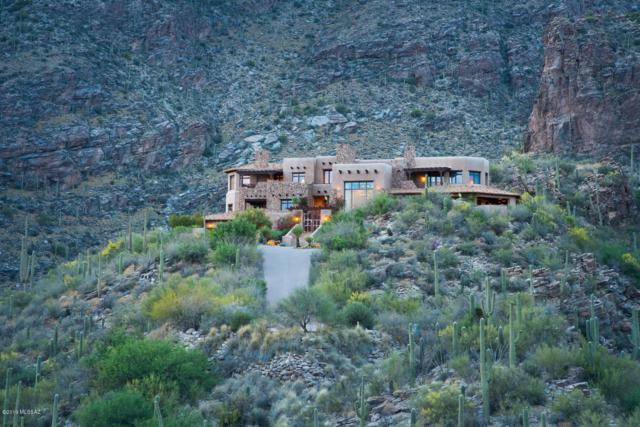 6799 N Rattlesnake Canyon Road, Tucson, AZ 85750 (#21918970) :: Luxury Group - Realty Executives Tucson Elite
