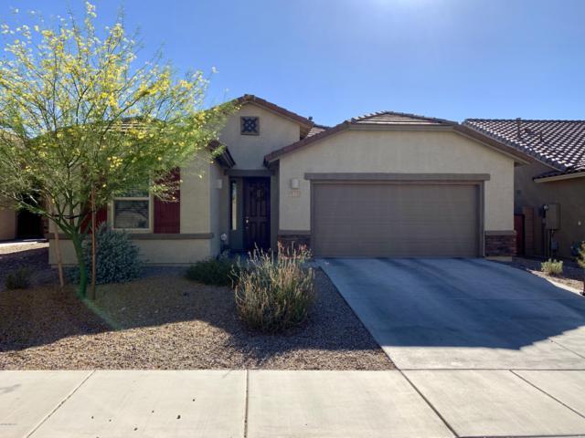 883 N Robb Hill Place, Tucson, AZ 85710 (#21918980) :: Long Realty Company