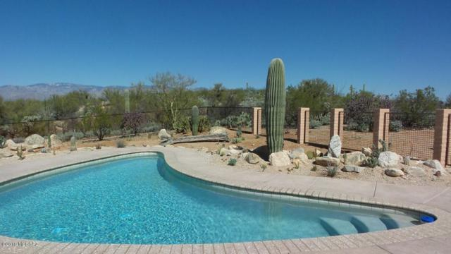 11830 E Calle Javelina, Tucson, AZ 85748 (#21918982) :: Luxury Group - Realty Executives Tucson Elite