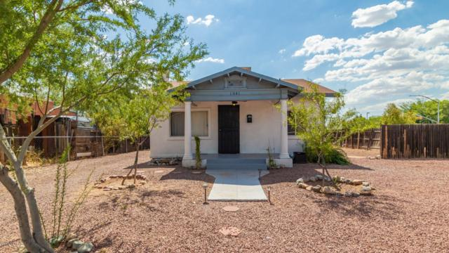 1041 N Perry Avenue, Tucson, AZ 85705 (#21918983) :: Long Realty Company