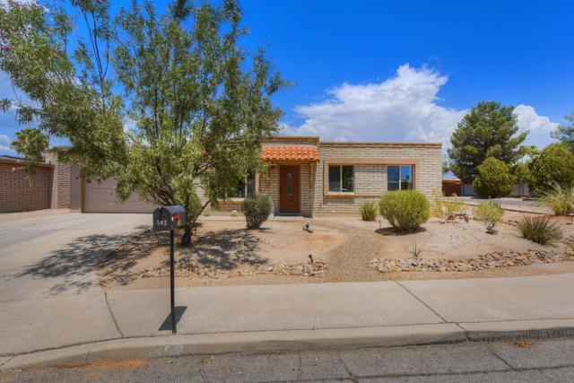 502 N Loquat Avenue, Tucson, AZ 85710 (#21918985) :: Long Realty Company