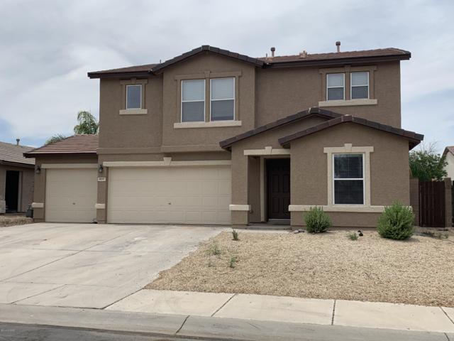 10117 N Blue Crossing Way, Tucson, AZ 85743 (#21918987) :: The Josh Berkley Team