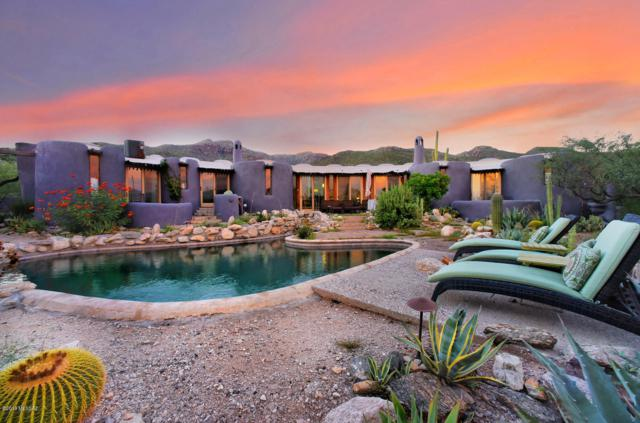 5215 N Mt Lemmon Short Road, Tucson, AZ 85749 (#21919008) :: Luxury Group - Realty Executives Tucson Elite