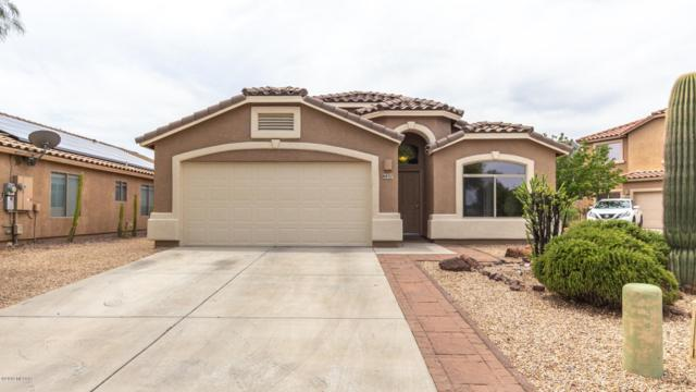 8037 W Sunfire Drive, Tucson, AZ 85743 (#21919022) :: The Josh Berkley Team