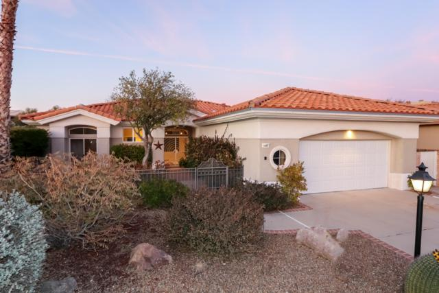1845 E Somnolent Way, Oro Valley, AZ 85755 (MLS #21919030) :: The Property Partners at eXp Realty