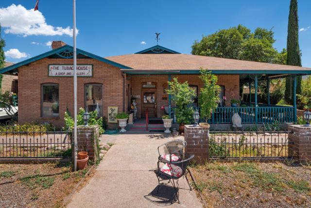 23 Tubac Road, Tubac, AZ 85646 (#21919048) :: The Local Real Estate Group | Realty Executives