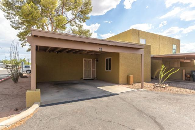712 W Limberlost Drive #11, Tucson, AZ 85705 (#21919073) :: Long Realty Company