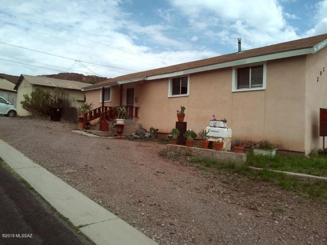 202 Park Avenue, Bisbee, AZ 85603 (#21919103) :: Keller Williams