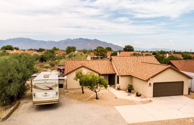 9860 N Camino De Oeste, Tucson, AZ 85742 (#21919107) :: Long Realty Company