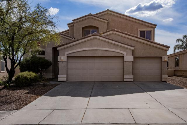 380 W Sacaton Canyon Drive, Oro Valley, AZ 85755 (#21919136) :: Long Realty - The Vallee Gold Team