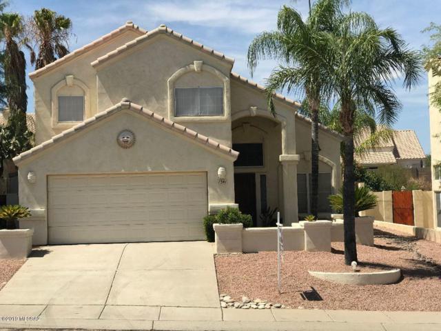 1341 E Ishtaria Place, Tucson, AZ 85737 (#21919214) :: The Josh Berkley Team