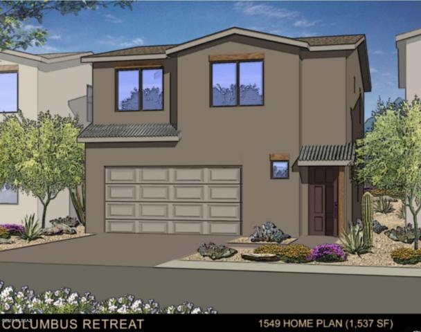 4263 E Columbus Park Place #4, Tucson, AZ 85712 (#21919226) :: Long Realty - The Vallee Gold Team