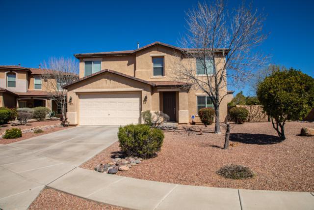 3721 E Capriole Place, Tucson, AZ 85739 (#21919260) :: Long Realty Company