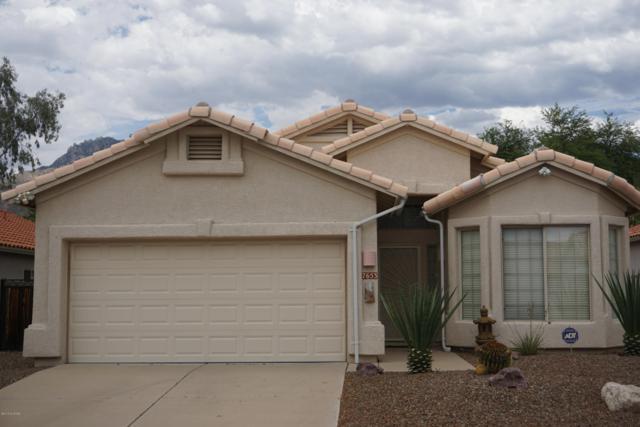 7653 E Via Los Arbustos, Tucson, AZ 85750 (#21919309) :: The Local Real Estate Group | Realty Executives