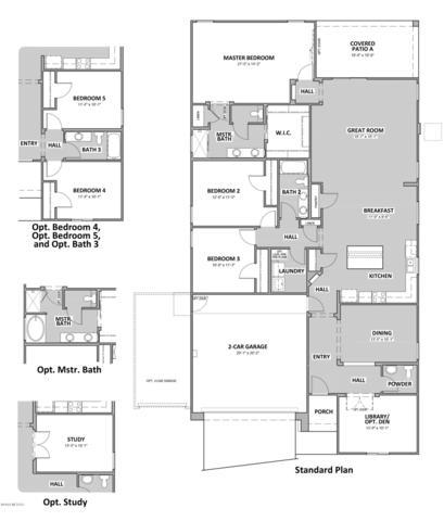 767 S Courts Redford Drive, Vail, AZ 85641 (#21919334) :: Gateway Partners | Realty Executives Tucson Elite