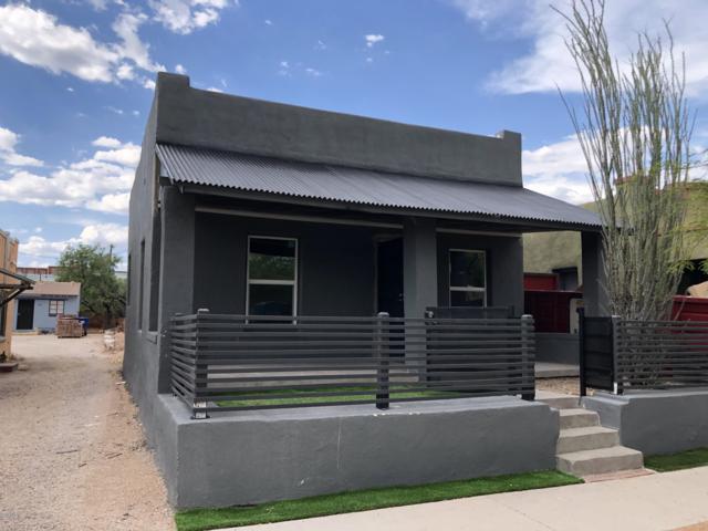 835 E 8Th Street, Tucson, AZ 85719 (#21919346) :: Long Realty Company