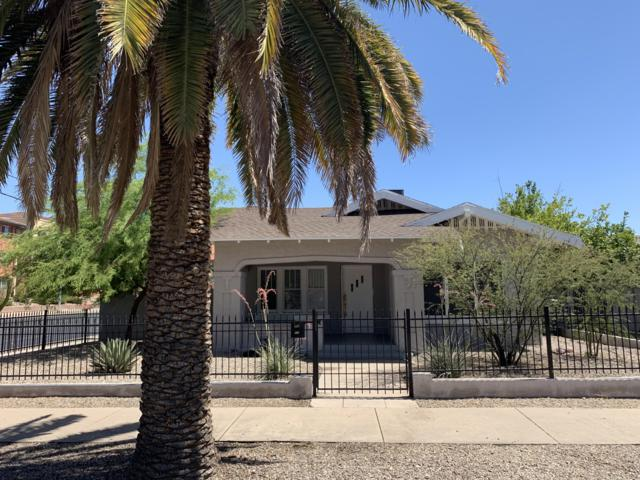 748 E 4Th Street, Tucson, AZ 85719 (#21919463) :: Long Realty Company