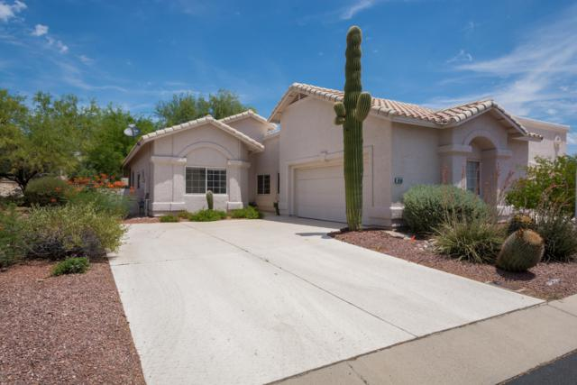 1416 W Bridalveil Place, Oro Valley, AZ 85737 (#21919481) :: Keller Williams