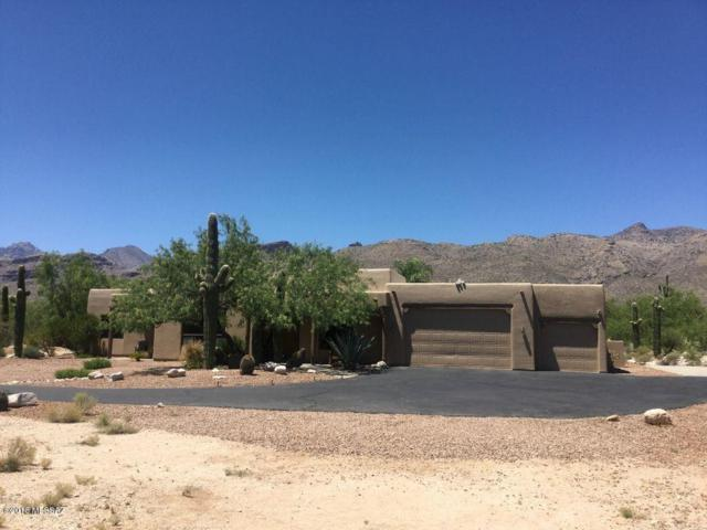 10479 E Snyder Creek Place, Tucson, AZ 85749 (#21919492) :: Long Realty - The Vallee Gold Team