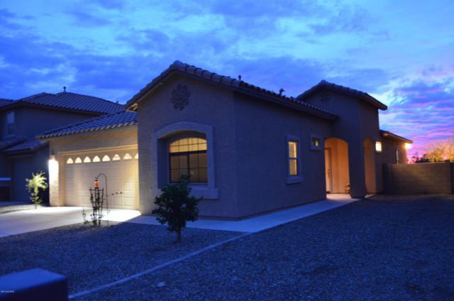 12685 N Greenberry Drive, Marana, AZ 85653 (#21919521) :: Long Realty Company