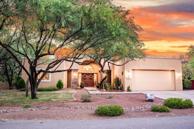 12061 E Fools Gold Circle, Tucson, AZ 85749 (#21919627) :: Long Realty Company