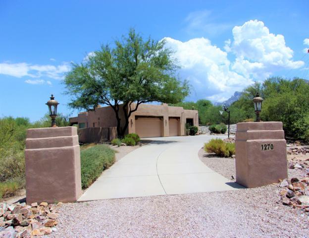1270 W Linda Vista Boulevard, Oro Valley, AZ 85737 (#21919757) :: Long Realty Company
