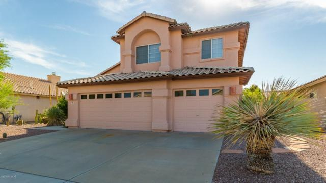 9030 N Silver Moon Way, Tucson, AZ 85743 (#21919968) :: Long Realty - The Vallee Gold Team