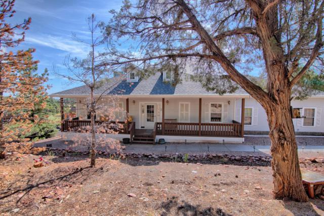 949 Mountain Trail, Show Low, AZ 85901 (#21920008) :: Tucson Property Executives